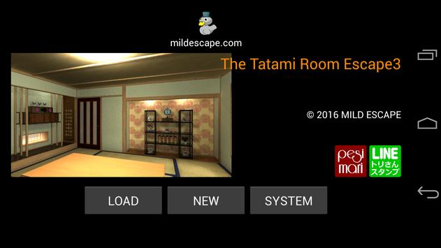 The Tatami Room Escape3 screenshot 6