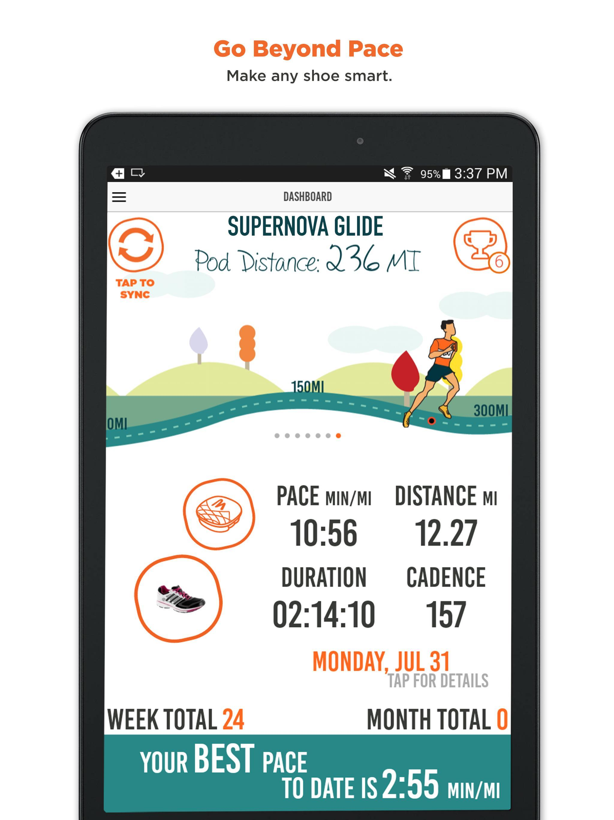 MilestonePod for Android - APK Download
