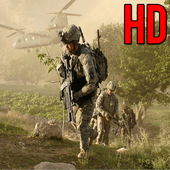 Military Soldier Wallpapers icono