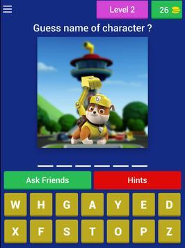 Puppy Patrol - kids quiz screenshot 9