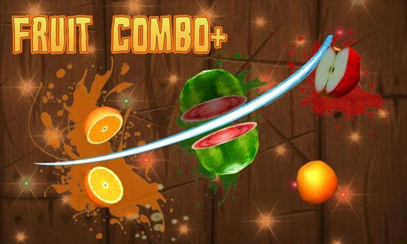 Fruit Cut: Fruit Crush Master poster