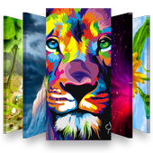 1,000,000 Wallpapers HD 4k(Best Theme App) icon