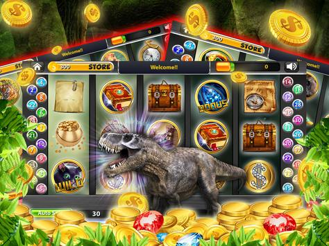 Jurassic Slots screenshot 1