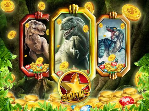 Jurassic Slots screenshot 2