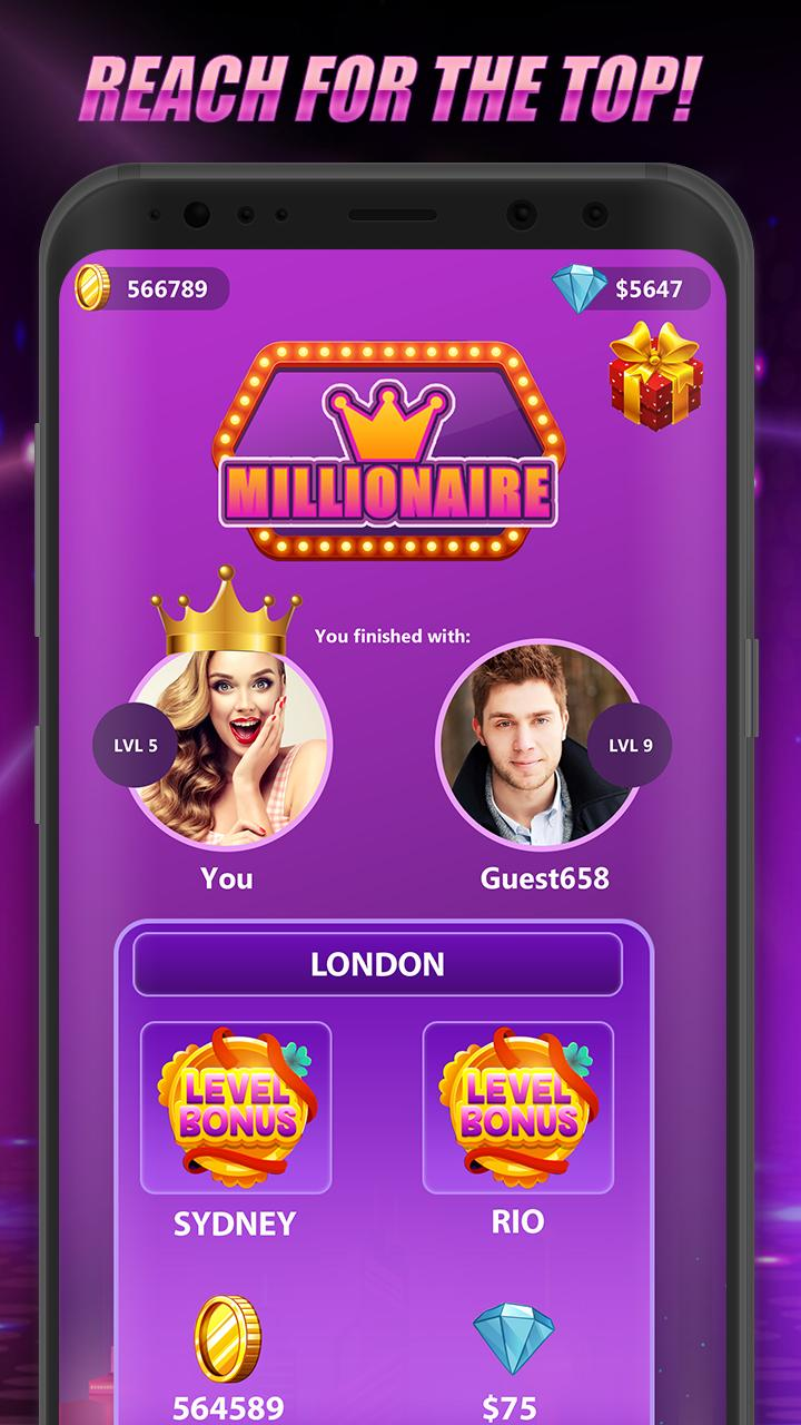 Trivia Millionaire: General knowledge Quiz Game for Android