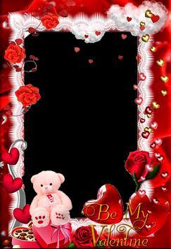 Valentine's Day Photo Frame HD screenshot 3
