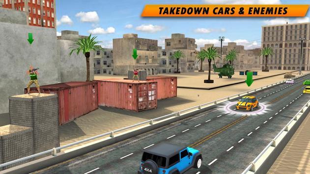 Highway Sniper 3D 2019 screenshot 3