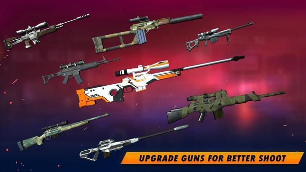 Highway Sniper 3D 2019 screenshot 1