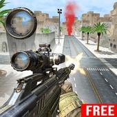 Counter Sniper Shooting icon