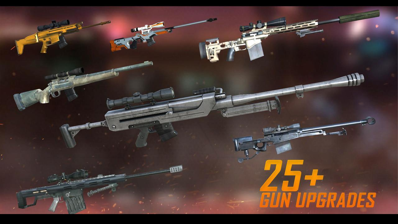 Mountain Sniper 3D Shooter for Android - APK Download