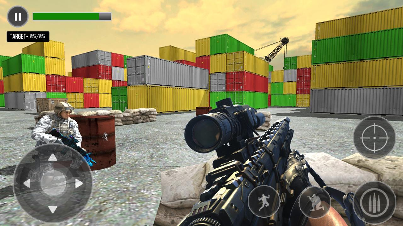 American Sniper Shot for Android - APK Download