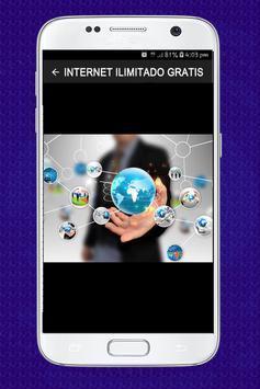 Internet Ilimitado Gratis Tutorial 2019 screenshot 7
