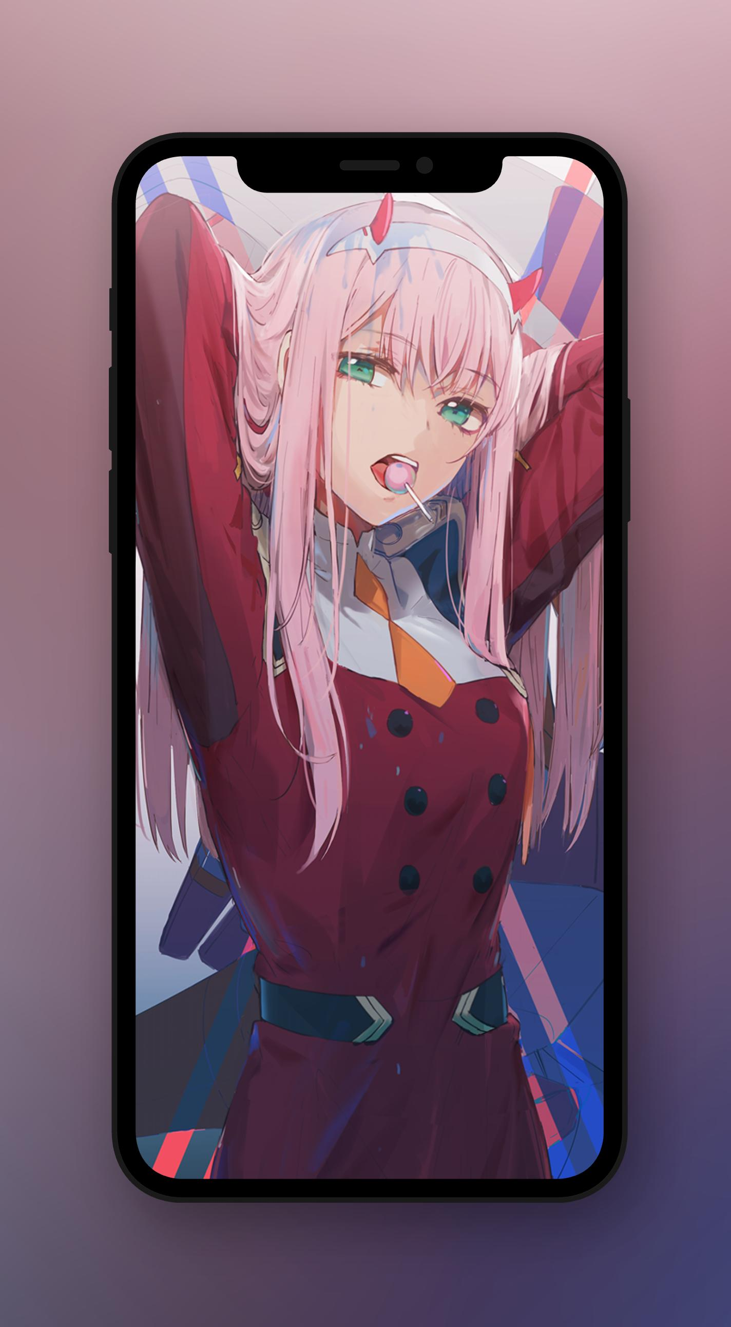 Zero Two Anime Wallpaper HD 4K for Android - APK Download