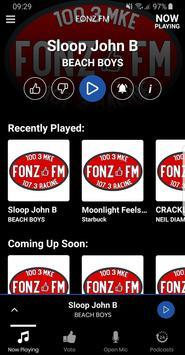 FONZ-FM poster
