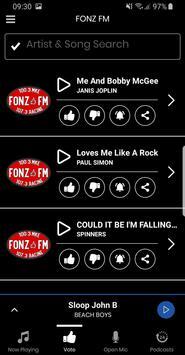 FONZ-FM screenshot 1