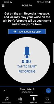 FONZ-FM screenshot 2