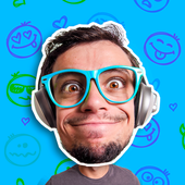 Jokefaces -  面白いビデオメーカー アイコン