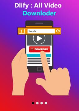 Faster: All Videos Downloader 2019 screenshot 4