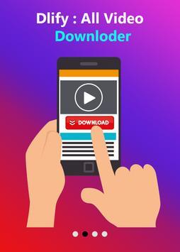 Faster: All Videos Downloader 2019 screenshot 5