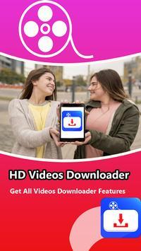 Faster: All Videos Downloader 2019 poster