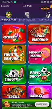 Winzo Gold - Earn money From MPL Games Tips screenshot 2