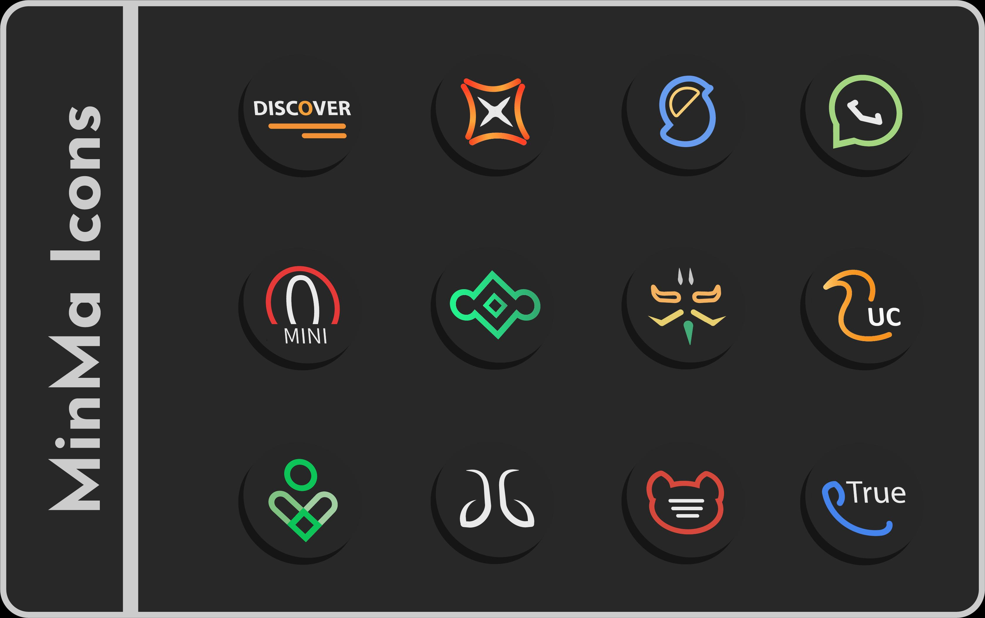 Minma Icon Pack for Android - APK Download
