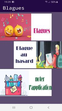 BLAGUES poster