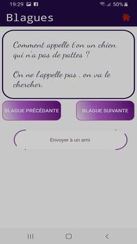 BLAGUES screenshot 3