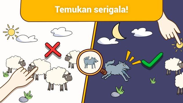Brain Find - Tantangan kecerdasan super seru screenshot 4