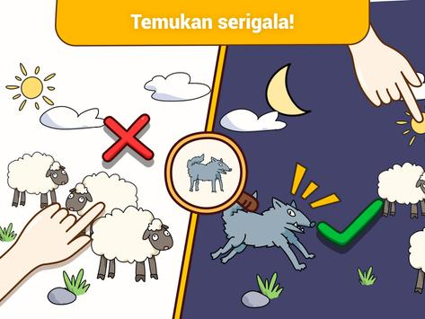 Brain Find - Tantangan kecerdasan super seru screenshot 16