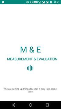 M&E poster
