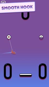 Stickman Hook تصوير الشاشة 1