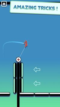 Stickman Hook تصوير الشاشة 2
