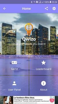 Qwizo screenshot 1