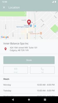 Inner Balance Spa screenshot 2