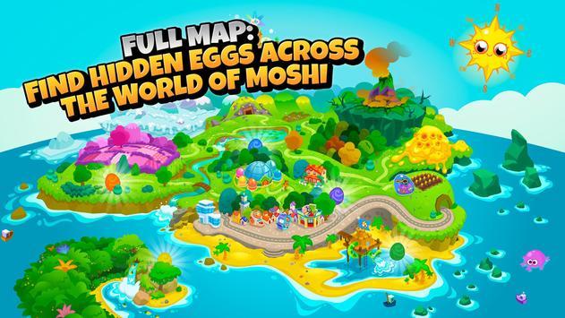 Moshi Monsters Egg Hunt screenshot 3