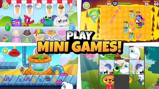 Moshi Monsters Egg Hunt screenshot 4