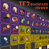 TF2 Backpack Viewer icon