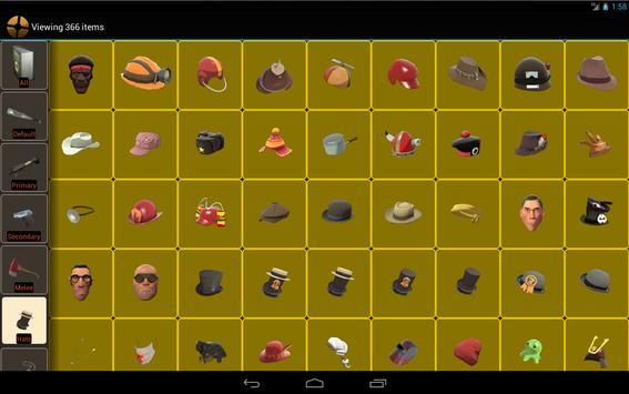 TF2 Backpack Viewer screenshot 6