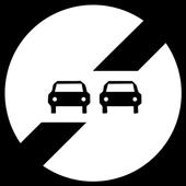 Trafic routier icon