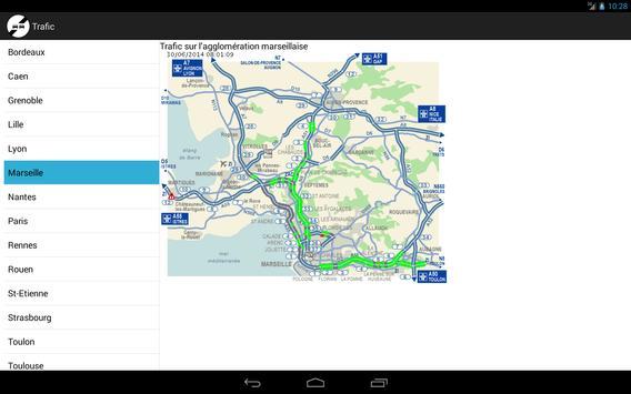 Trafic routier screenshot 4