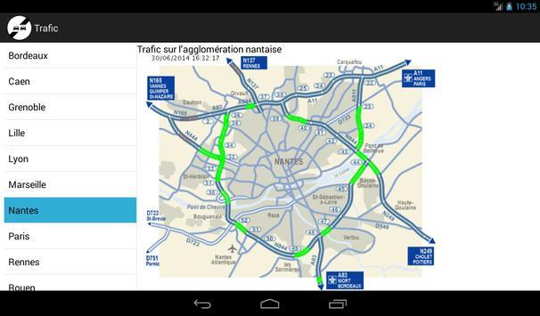 Trafic routier screenshot 5