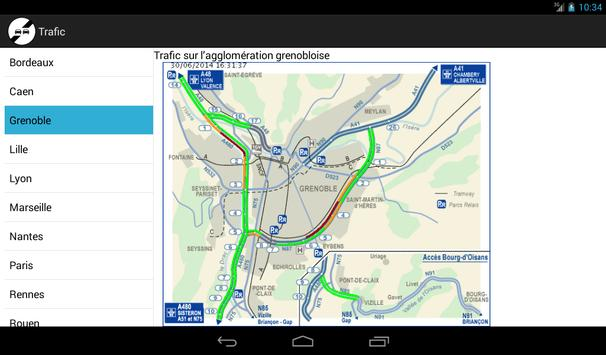 Trafic routier screenshot 6
