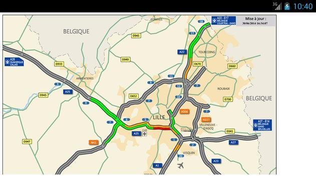 Trafic routier screenshot 2