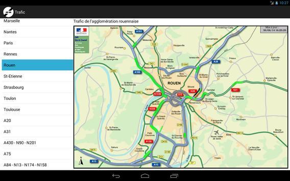 Trafic routier screenshot 3