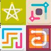 인기있는 퍼즐 - Linedoku - 오프라인 게임 아이콘