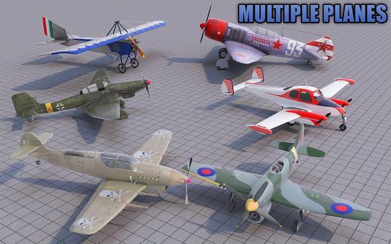 Aeroplane GT Racing Stunts: Aeroplane Games screenshot 11