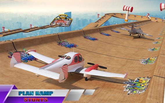 Aeroplane GT Racing Stunts: Aeroplane Games screenshot 12