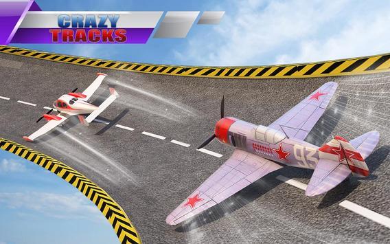 Aeroplane GT Racing Stunts: Aeroplane Games screenshot 1