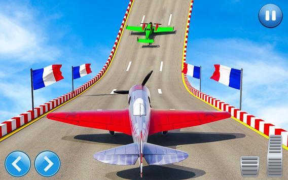 Aeroplane GT Racing Stunts: Aeroplane Games screenshot 9